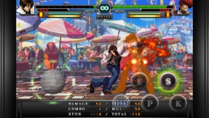 THE KING OF FIGHTERS-i 20122